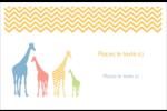Girafe en fête Cartes Et Articles D'Artisanat Imprimables - gabarit prédéfini. <br/>Utilisez notre logiciel Avery Design & Print Online pour personnaliser facilement la conception.
