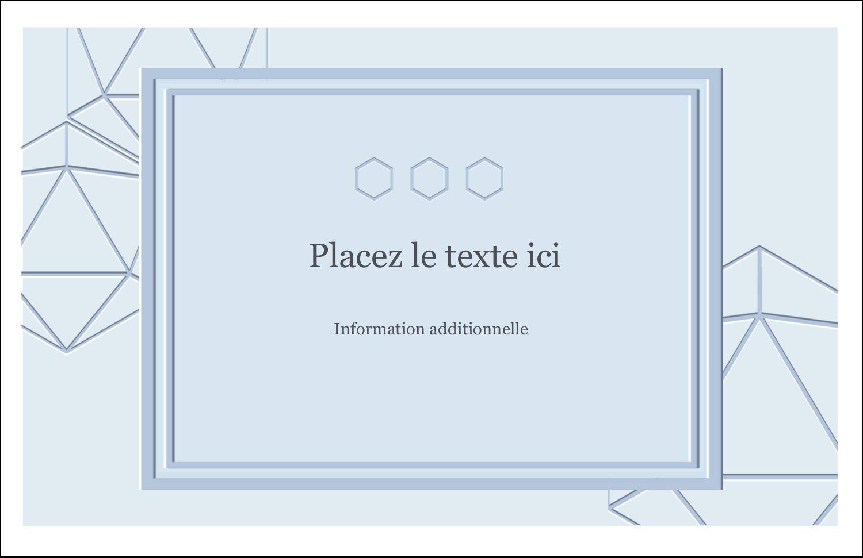 """8½"""" x 11"""" Cartes Et Articles D'Artisanat Imprimables - Sphères modernes pour typographie"""