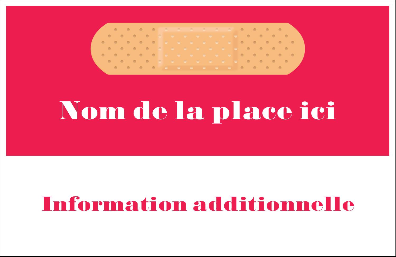 """8½"""" x 11"""" Cartes Et Articles D'Artisanat Imprimables - Pansement"""
