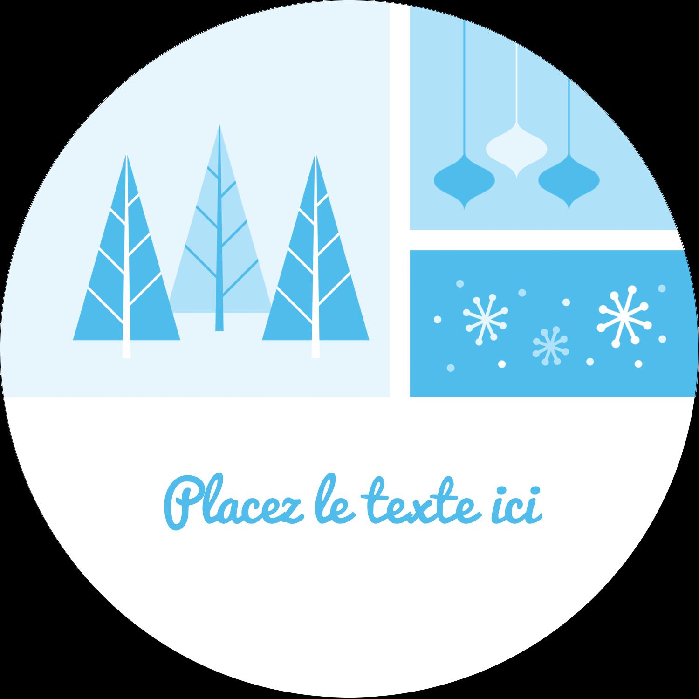 """3-7/16"""" x 15/16"""" Étiquettes de classement - Les gabarits Pays des merveilles hivernales rétro pour votre prochain projet créatif"""