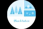 Les gabarits Pays des merveilles hivernales rétro pour votre prochain projet créatif Étiquettes de classement - gabarit prédéfini. <br/>Utilisez notre logiciel Avery Design & Print Online pour personnaliser facilement la conception.