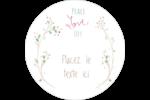 Les gabarits Paix, amour et joie pour votre prochain projet créatif des Fêtes Étiquettes rondes - gabarit prédéfini. <br/>Utilisez notre logiciel Avery Design & Print Online pour personnaliser facilement la conception.