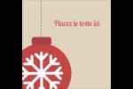 Les gabarits Boules décoratives artisanales pour votre prochain projet des Fêtes Étiquettes rondes - gabarit prédéfini. <br/>Utilisez notre logiciel Avery Design & Print Online pour personnaliser facilement la conception.