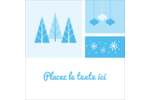 Les gabarits Pays des merveilles hivernales rétro pour votre prochain projet créatif Étiquettes rondes - gabarit prédéfini. <br/>Utilisez notre logiciel Avery Design & Print Online pour personnaliser facilement la conception.
