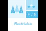 Les gabarits Pays des merveilles hivernales rétro pour votre prochain projet créatif Étiquettes carrées - gabarit prédéfini. <br/>Utilisez notre logiciel Avery Design & Print Online pour personnaliser facilement la conception.