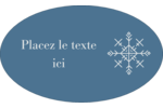 Les gabarits Flocons de neige pour votre prochain projet des Fêtes Étiquettes carrées - gabarit prédéfini. <br/>Utilisez notre logiciel Avery Design & Print Online pour personnaliser facilement la conception.
