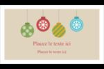 Les gabarits Boules décoratives artisanales pour votre prochain projet des Fêtes Cartes Pour Le Bureau - gabarit prédéfini. <br/>Utilisez notre logiciel Avery Design & Print Online pour personnaliser facilement la conception.