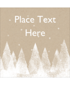 Add natural holiday cheer to custom projects with pre-designed Holiday Kraft templates.
