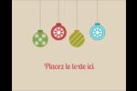 Les gabarits Boules décoratives artisanales pour votre prochain projet des Fêtes Étiquettes rondes gaufrées - gabarit prédéfini. <br/>Utilisez notre logiciel Avery Design & Print Online pour personnaliser facilement la conception.