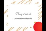 Boules de Noël Étiquettes rondes gaufrées - gabarit prédéfini. <br/>Utilisez notre logiciel Avery Design & Print Online pour personnaliser facilement la conception.