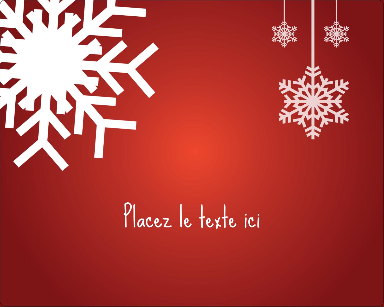 """2"""" Diameter Étiquettes rondes gaufrées - Les gabarits Flocons de neige en feutre pour votre prochain projet des Fêtes"""