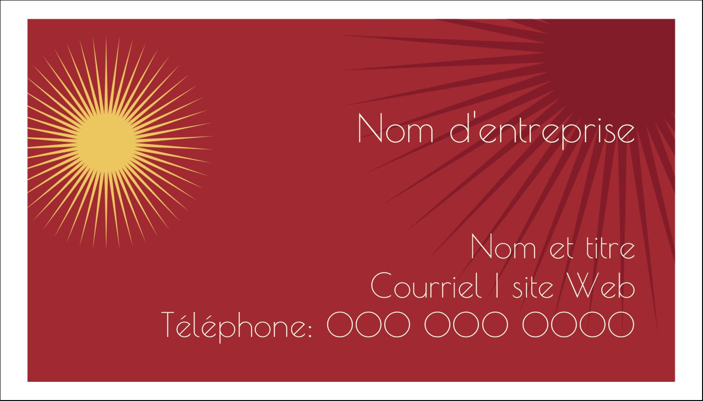 """3"""" x 5"""" Cartes Pour Le Bureau - Soleils du Nouvel An"""