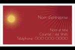 Soleils du Nouvel An Cartes Pour Le Bureau - gabarit prédéfini. <br/>Utilisez notre logiciel Avery Design & Print Online pour personnaliser facilement la conception.