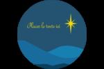 Étoile de Bethléem Étiquettes de classement - gabarit prédéfini. <br/>Utilisez notre logiciel Avery Design & Print Online pour personnaliser facilement la conception.