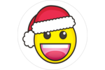 Turn up the fun factor on custom projects with pre-designed Emoji Holiday templates.