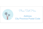 Give your project a postcard-like feeling with pre-designed LA Holiday templates.