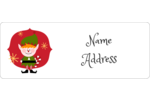 Choose festive, playful, pre-designed Elf templates for your next custom project.