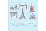 Infuse loads of Parisian charm into projects with pre-designed Paris Holiday templates.