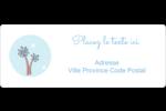 Les gabarits Fêtes à Los Angeles pour votre prochain projet des Fêtes Étiquettes D'Adresse - gabarit prédéfini. <br/>Utilisez notre logiciel Avery Design & Print Online pour personnaliser facilement la conception.