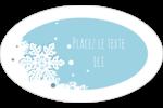Les gabarits Flocons de neige découpés pour votre prochain projet Étiquettes carrées - gabarit prédéfini. <br/>Utilisez notre logiciel Avery Design & Print Online pour personnaliser facilement la conception.