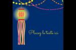Lanternes Divali Étiquettes rondes - gabarit prédéfini. <br/>Utilisez notre logiciel Avery Design & Print Online pour personnaliser facilement la conception.