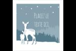Les gabarits Cerfs en forêt pour votre prochain projet Étiquettes enveloppantes - gabarit prédéfini. <br/>Utilisez notre logiciel Avery Design & Print Online pour personnaliser facilement la conception.