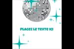 Les gabarits Boule disco pour votre prochain projet Étiquettes enveloppantes - gabarit prédéfini. <br/>Utilisez notre logiciel Avery Design & Print Online pour personnaliser facilement la conception.