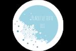 Les gabarits Flocons de neige découpés pour votre prochain projet Étiquettes rondes - gabarit prédéfini. <br/>Utilisez notre logiciel Avery Design & Print Online pour personnaliser facilement la conception.