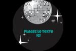 Les gabarits Boule disco pour votre prochain projet Étiquettes rondes - gabarit prédéfini. <br/>Utilisez notre logiciel Avery Design & Print Online pour personnaliser facilement la conception.