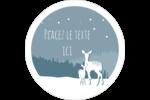 Les gabarits Cerfs en forêt pour votre prochain projet Étiquettes de classement - gabarit prédéfini. <br/>Utilisez notre logiciel Avery Design & Print Online pour personnaliser facilement la conception.