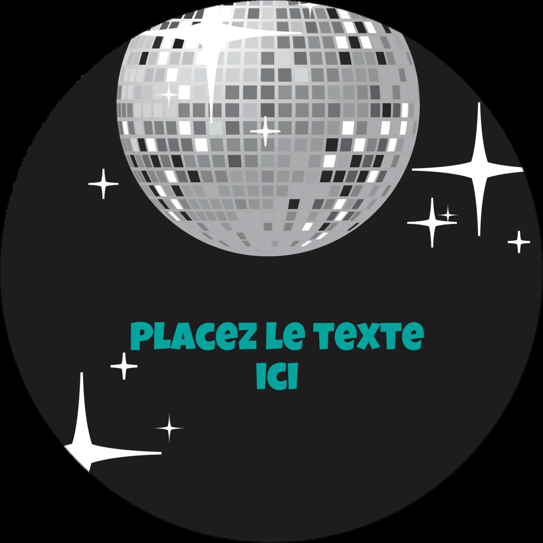 Les gabarits Boule disco pour votre prochain projet Étiquettes de classement - gabarit prédéfini. <br/>Utilisez notre logiciel Avery Design & Print Online pour personnaliser facilement la conception.