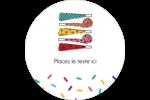 Les gabarits Trompettes pour votre prochain projet des Fêtes Étiquettes de classement - gabarit prédéfini. <br/>Utilisez notre logiciel Avery Design & Print Online pour personnaliser facilement la conception.