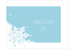 Les gabarits Flocons de neige découpés pour votre prochain projet Étiquettes rondes gaufrées - gabarit prédéfini. <br/>Utilisez notre logiciel Avery Design & Print Online pour personnaliser facilement la conception.