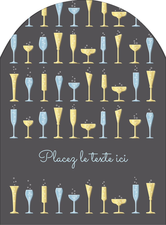 Les gabarits Coupes pour votre prochain projet Étiquettes rectangulaires - gabarit prédéfini. <br/>Utilisez notre logiciel Avery Design & Print Online pour personnaliser facilement la conception.