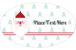 Add classic holiday cheer to custom projects with pre-designed Santa Claus templates.