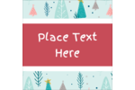 Bring delightful whimsy to projects using pre-designed Simple Tree Pattern templates.