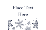 Add natural beauty to custom projects with pre-designed Snowflake Elegant templates.
