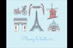 Les gabarits Fêtes à Paris pour votre prochain événement Étiquettes rondes gaufrées - gabarit prédéfini. <br/>Utilisez notre logiciel Avery Design & Print Online pour personnaliser facilement la conception.