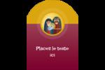 Les gabarits Enfant Jésus pour votre prochain projet des Fêtes Étiquettes rectangulaires - gabarit prédéfini. <br/>Utilisez notre logiciel Avery Design & Print Online pour personnaliser facilement la conception.