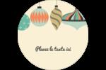 Motif de décorations Étiquettes de classement - gabarit prédéfini. <br/>Utilisez notre logiciel Avery Design & Print Online pour personnaliser facilement la conception.