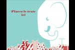 Les gabarits Éléphant blanc pour votre prochain projet des Fêtes Étiquettes rondes gaufrées - gabarit prédéfini. <br/>Utilisez notre logiciel Avery Design & Print Online pour personnaliser facilement la conception.