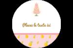 Plant d'ananas tropical Étiquettes de classement - gabarit prédéfini. <br/>Utilisez notre logiciel Avery Design & Print Online pour personnaliser facilement la conception.