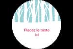 Les gabarits Forêt hivernale pour votre prochain projet des Fêtes Étiquettes de classement - gabarit prédéfini. <br/>Utilisez notre logiciel Avery Design & Print Online pour personnaliser facilement la conception.