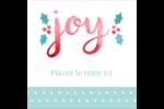 « Joy » écrit à la main Étiquettes enveloppantes - gabarit prédéfini. <br/>Utilisez notre logiciel Avery Design & Print Online pour personnaliser facilement la conception.
