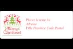 Art populaire Étiquettes D'Adresse - gabarit prédéfini. <br/>Utilisez notre logiciel Avery Design & Print Online pour personnaliser facilement la conception.