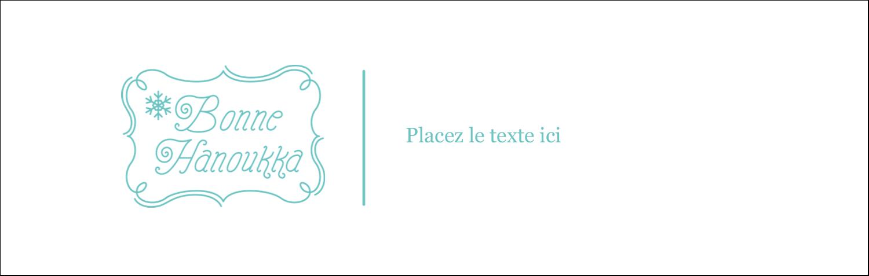 Hanoukka fantaisiste Affichette - gabarit prédéfini. <br/>Utilisez notre logiciel Avery Design & Print Online pour personnaliser facilement la conception.