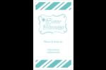 Hanoukka fantaisiste Cartes d'affaires - gabarit prédéfini. <br/>Utilisez notre logiciel Avery Design & Print Online pour personnaliser facilement la conception.
