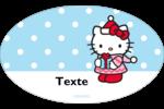 Petit Cadeau, Big Smile® Étiquettes carrées - gabarit prédéfini. <br/>Utilisez notre logiciel Avery Design & Print Online pour personnaliser facilement la conception.