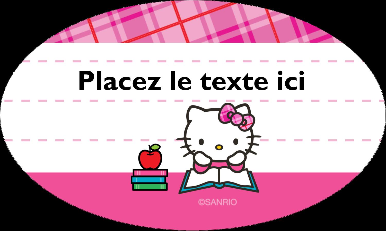 """1½"""" x 1½"""" Étiquettes carrées - Temps d'étudier"""