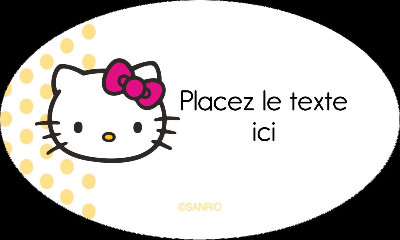 """1½"""" x 1½"""" Étiquettes carrées - Prunelle de mon œil"""